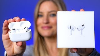AirPods Pro Unboxing and Review!