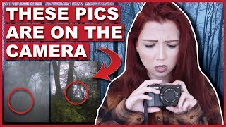 I Found A Camera In The Woods (Here Are The Pics)   Creepypasta