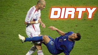 Dirtiest Cheap Shots in Sports (Warning)