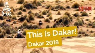 DAKAR - Official Reveal Trailer ( New Open World Racing Game 2018 ) .