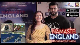Namaste England movie Game | Arjun Kapoor | Parineeti Chopra | Sony | Aaryavarta | Bollywood Games