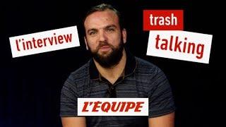 L'interview «trash talking» du Comte de Bouderbala - Basket - WTF