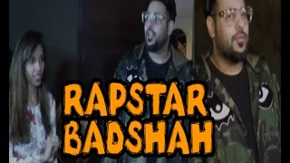 A SPECIAL PREVIEW OF RAPSTAR BADSHAH SONG
