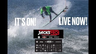 itsON! Jack's Surfboards Pro Day 3