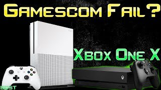 Microsoft Slaps Xbox Fans In The Face With Terrible GamesCom!