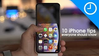 10 iPhone tips everyone should know!