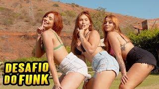 DESAFIO DO FUNK COM AMIGAS!!!