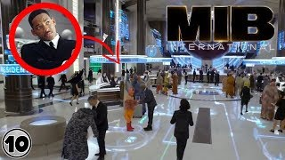 Easter Eggs You Missed In The Men In Black International Trailer