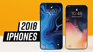 These are the NEW 2018 iPhones! (Probably)