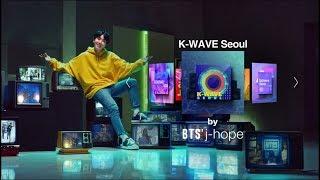 [2018 Seoul City TVC] K-Wave Seoul by BTS' j-hope
