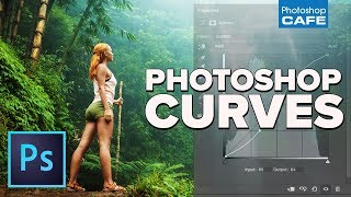 Power of CURVES in PHOTOSHOP | Precision editing