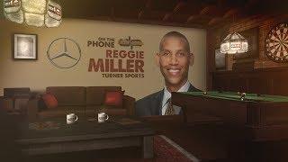 Turner Sports' Reggie Miller Talks NBA All-Star Game & More w/Dan Patrick   Full Interview   2/19/18