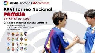 XXVI Torneo Nacional Pamesa LaLiga Promises Santander 2019 I MARCA (sábado tarde⚽)