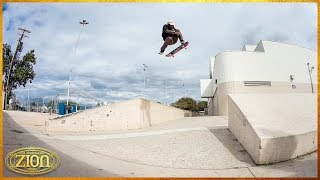 Zion Wright's ″REAL″ Part