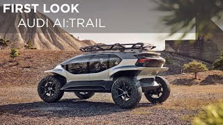 Audi AI:Trail | First Look | Driving.ca