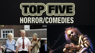 Top 5 Horror Comedies - Schmoes Know