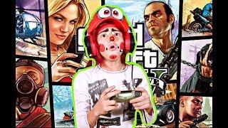 Lapizin jugando GTA 5 I LAPIZIN CRACK