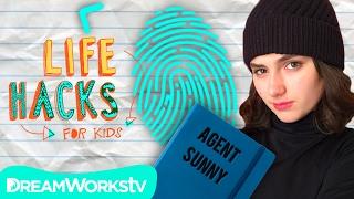 Super Spy Hacks   LIFE HACKS FOR KIDS