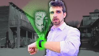 DANIEL MEETS with HACKER (Project Zorgo Abandoned Ghost Town Searching for Clues & Riddles)