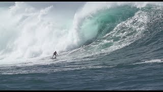 Motorized Surfboard (JetSurf) at JAWS