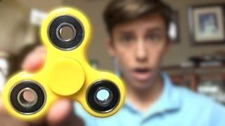 Top 8 Easy Fidget Spinner Tricks for Beginners! (Hand Spinners)