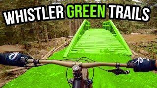Whistler Bike Park Green Trails - Complete Beginner's Guide