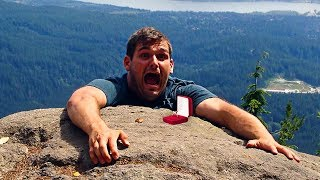 Climber Proposed To His Girlfriend On Mountain, But 2-Hours Later The Ultimate Tragedy Struck