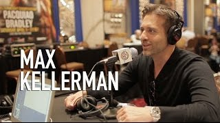 Max Kellerman Talks about His Career & Surviving Tragedy