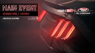 Long Beach 2018 - Main Event LIVE