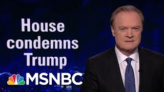 Just 4 Republicans Stand Up To Trump, Condemn Racist Tweets | The Last Word | MSNBC