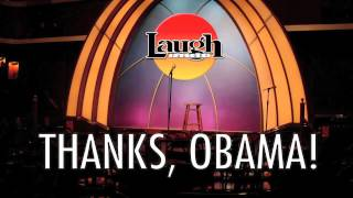 #ThanksObama - A Stand up Comedy Send Off