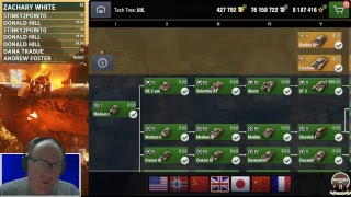 MAD GAMES LIVE STREAM - WORLD OF TANKS BLITZ