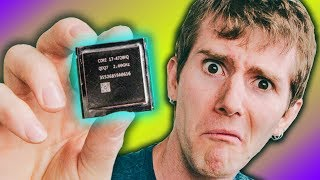 BIZARRE Intel Core i7 from CHINA for $100!!