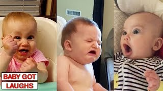 100 Funny Baby | Best of August 2018