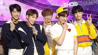 It's the Super Refreshing Rookie! TOMORROW X TOGETHER [SHOW CHAMPION Ep 307]