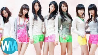 Top 10 K-Pop Music