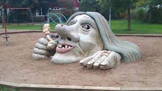7 Scary Things Recently Caught In Playgrounds!
