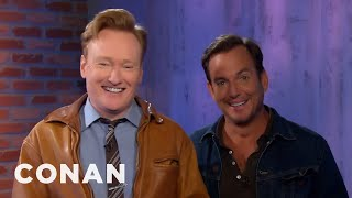 Clueless Gamer: ″ARMS″ With Will Arnett - CONAN on TBS
