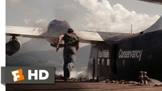 The Expendables (3/12) Movie CLIP - Catching a Flight (2010) HD