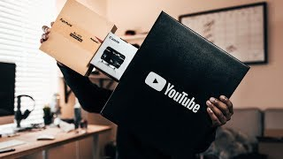 Unboxing My GREATEST Achievement Of 2017! (Canon 6DII Vlog)