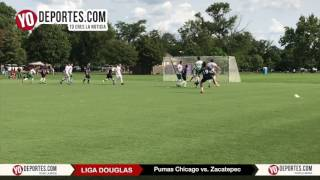 Pumas Chicago vs. Zacatepec Liga Douglas