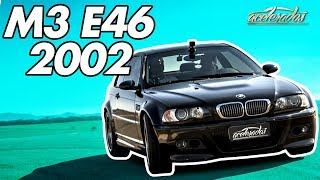 SÉRIE 3 RAIZ: BMW M3 E46 FT. PAULO KORN DO APC - ACELECLÁSSICOS #4   ACELERADOS