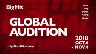 2018 BigHit Global Audition #2
