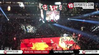 Chicago Bulls vs. Golden State Warriors Lineup