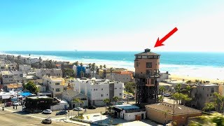 What's inside a Water Tower House?
