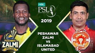 Match 11: Full Match Highlights Islamabad United vs Peshawar Zalmi | HBL PSL 4 | HBL PSL 2019