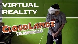 UTMANAR STAMSITE I VR MINIGOLF - Cloudlands