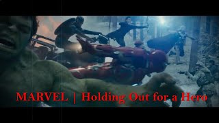 MARVEL | Holding out for a hero