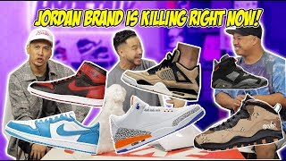 COP or DROP?! Upcoming Sneaker Releases!! (JORDAN BRAND)