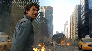 The Avengers - ″I'm Always Angry″ - Hulk SMASH Scene - Movie CLIP HD